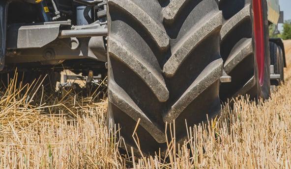 Des pneus agricoles de dernière génération augmentent votre sécurité