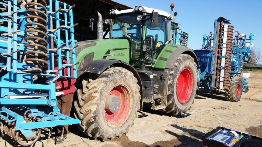 maitriser charge au sol pour optimiser pneus