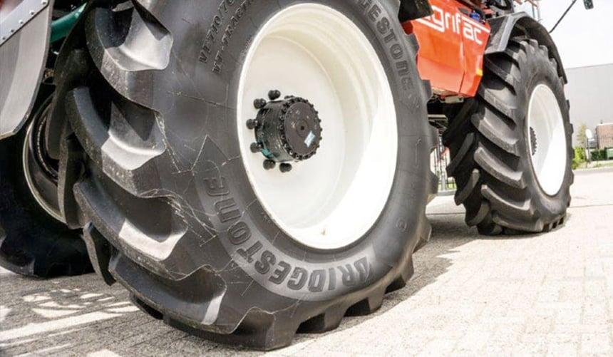 Pneus VF : VT-Tractor