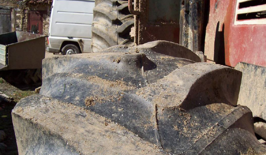 pneu haut de gamme meilleure résistance à l'usure
