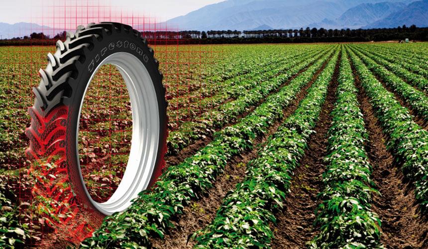 pneu étroit Performer pour pulvé