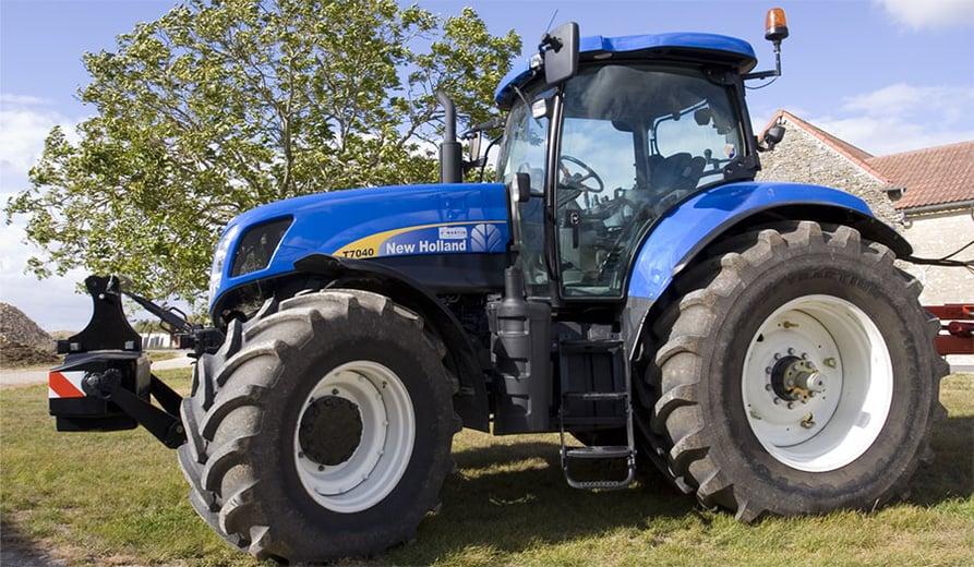 Augmentez le volume de vos pneus pour booster votre tracteur