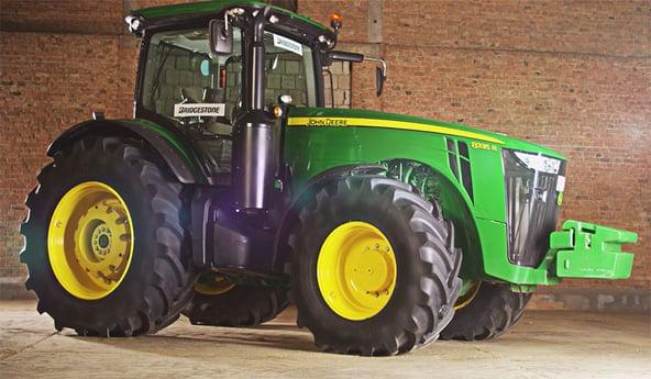 Quels matériaux garantissent la qualité de vos pneus de tracteur