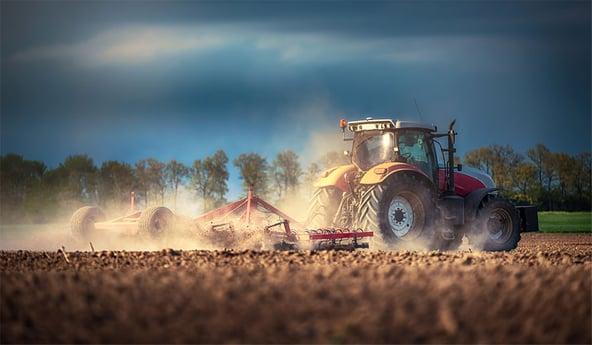 Pneus agricoles spécifiques pour chaque utilisation