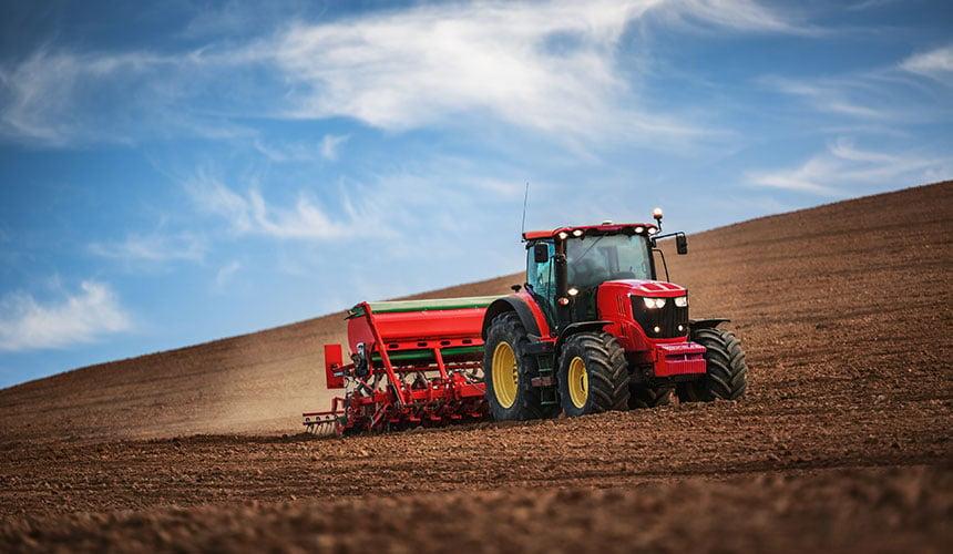 Préparation des sols en dévers