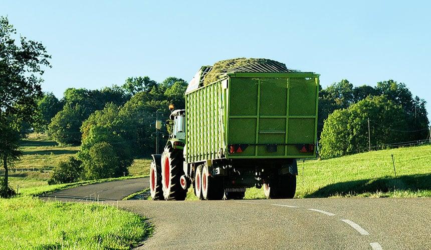 Ecoconduite tracteur agricole