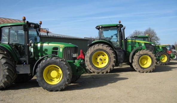 Les meilleurs pneus agricoles pour une entreprise de travaux agricoles